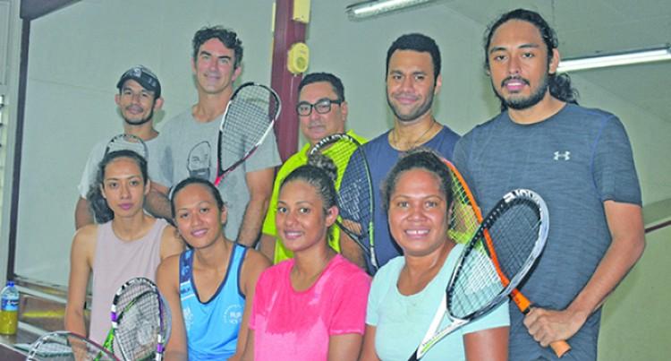 Squash Development Is Progressing: Macaskill