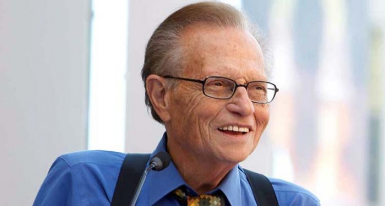 US Talk Show Legend Larry King Passes Away At 87