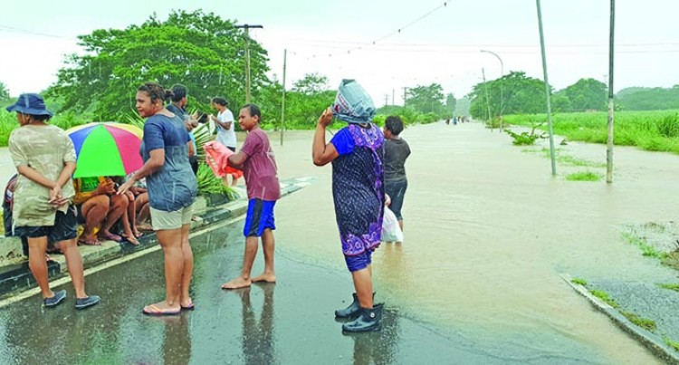 PM's Plea: Stay Out Of Flood Waters
