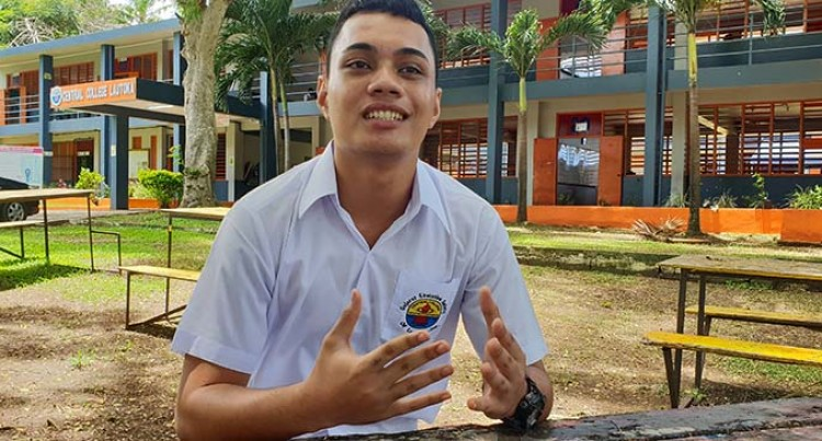 Rotuman Boy Commits To Daily Novena, Achieves School's Highest