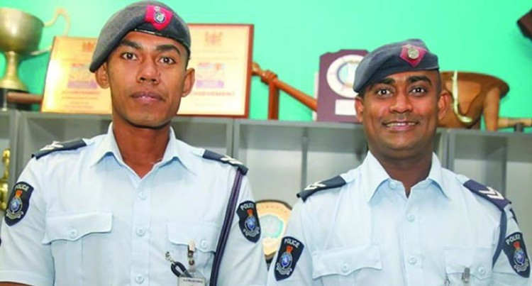 Duo Among 10 To Study At Aussie Institute Of Police Management