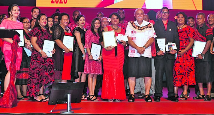 High Achievers In Water Authority Recognised