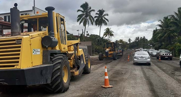 Traffic Pain Greets Suva-Nausori Commuters