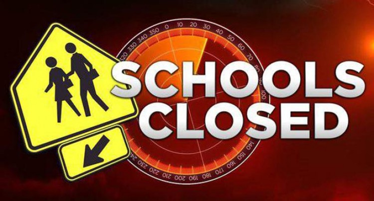 Schools To Further Remain Closed This Week