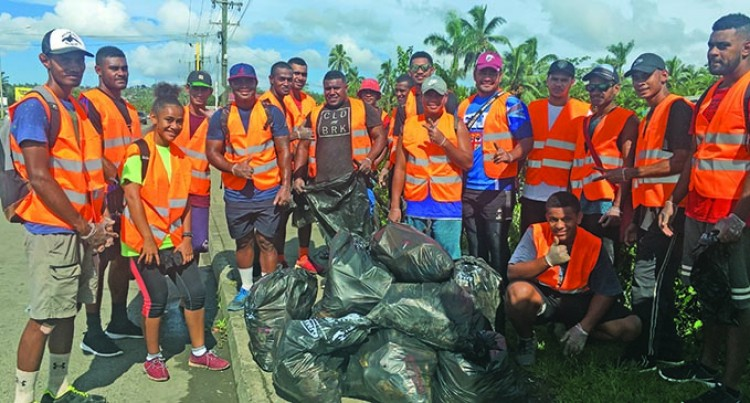Veiyasana Ruggers Champion Clean Environment, Patriotism