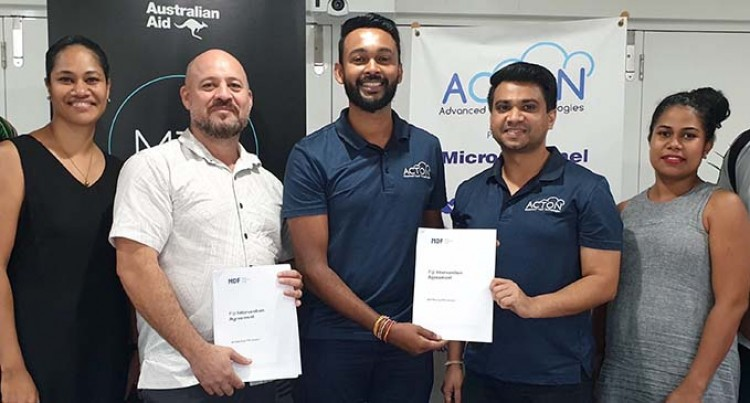 New Partnership To Raise Fiji's Knowledge Outsourcing Services