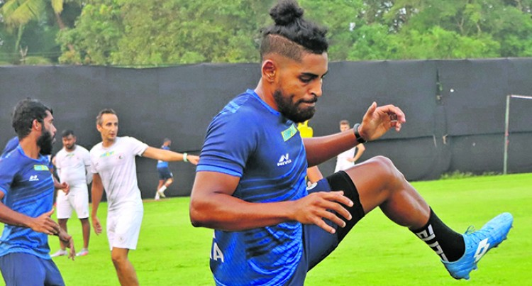 Roy Bets On Labasa To Win CvC