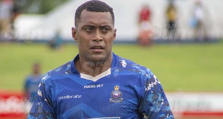 Viriviri Ready To Play For Fiji
