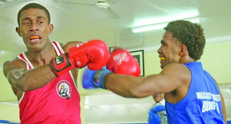 Knockout Wins Spark Golden Gloves Champs