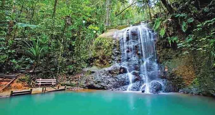 Let's Go Local: Colo-i-Suva Affordable and Fun: Malden