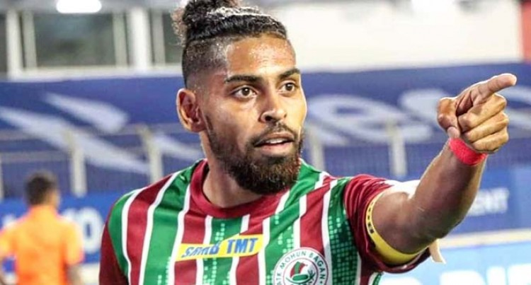 Roy Stars In Kolkata Derby