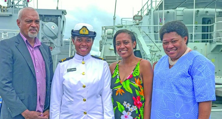Ensign Sokoilagi Paves Way For Women In The Navy