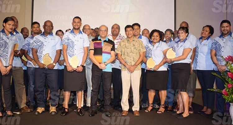Fiji Ports Terminal Limited Employees Award