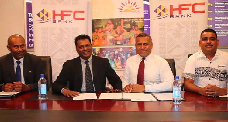 iTaukei Trust Fund Board And HFC Sign MOU To Support Resource Owners Business Growth