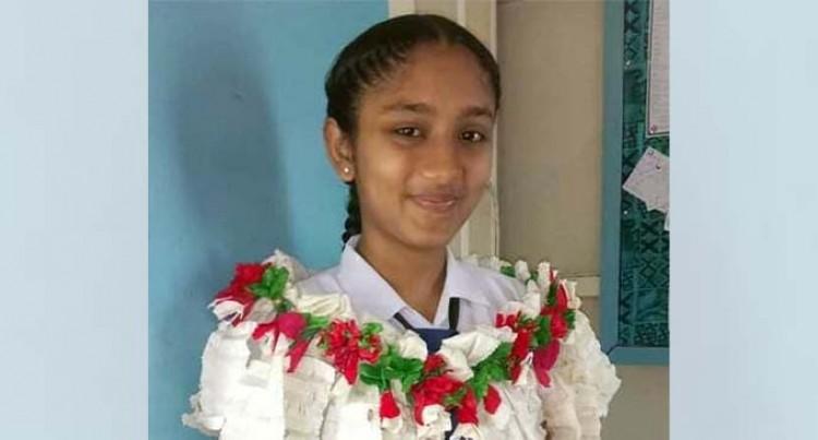 Harshita Sets New Record For School