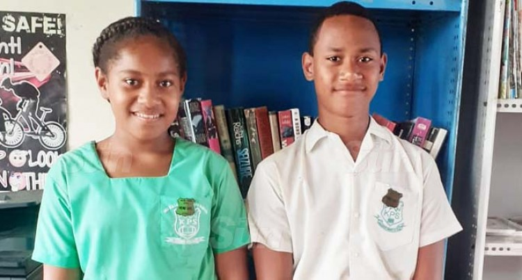 Humble Background Motivates Kalabu Primary School Head Boy