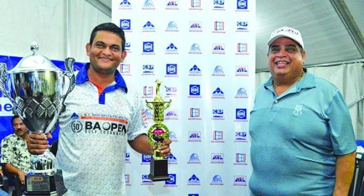 Rizwan Mohammed Wins Ba Open