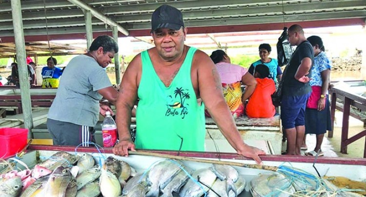 Fish Vendors Find Recovery From Cyclone Difficult