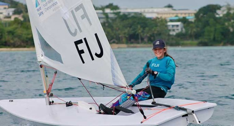 Our Sailor To Tokyo- Morgan Tells Of Olympic Preps, Hoping To Do Fiji Proud