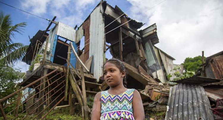 Cyclone Ana: Night Of Terror: Single Mum Tells