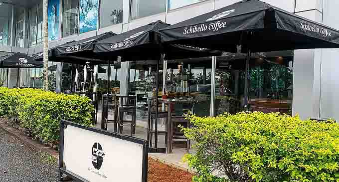 """Coffee Hub is located in the Essence Of Fiji building, next to Mobil service station, Nadi Back Road . The cafe and lounge is operated by the well known Barista """"Zoro"""". It has easy parking and amazing coffee."""