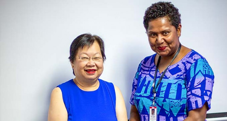 Lorraine Seeto Appointed As The New Pacific Corporate Governance Institute, GM Suva