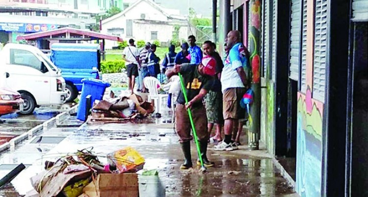 Lautoka And Ba Councils Get Head Start On Clean-Up