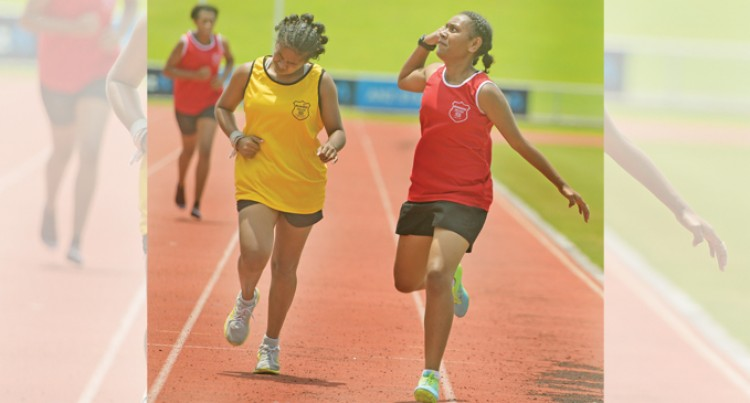 Muaniweni Sprinter Hopeful Of Coke Games Spot