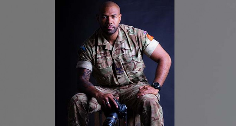Award-Winning British Army Photographer Corporal Tanuku Tells