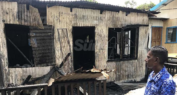 23-Year-Old Home Burnt Within Minutes