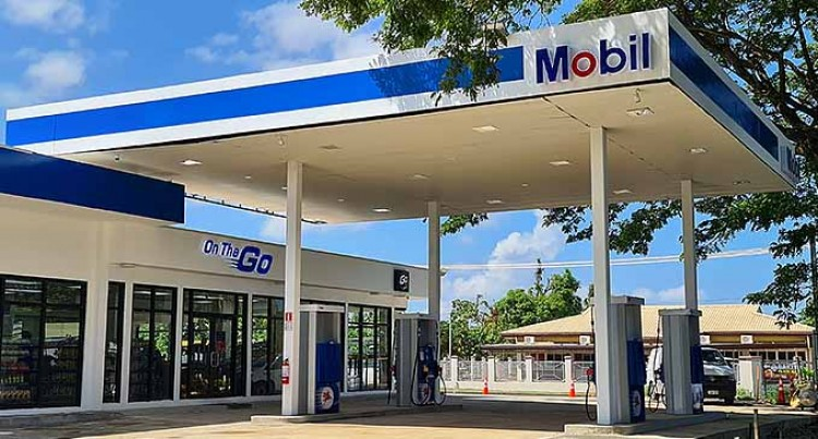 On the Go Mobil Natokowaqa Service Station Opens With On the Go Bakery, And Go Cafe