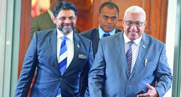 PM Backs A-G