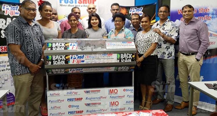 Post Fiji Announces 55 Winners