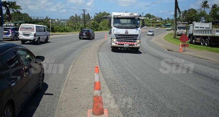Sealing Works On Ratu Mara Road To Start At 5pm Today, Expect Delays In Traffic