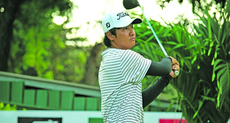 Pro Golfer Lee Tipped To Win Ba Open Title