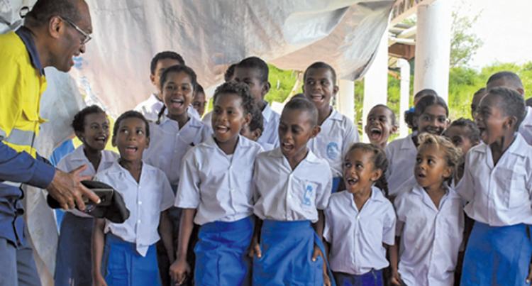 Yadua Primary School To Relocate