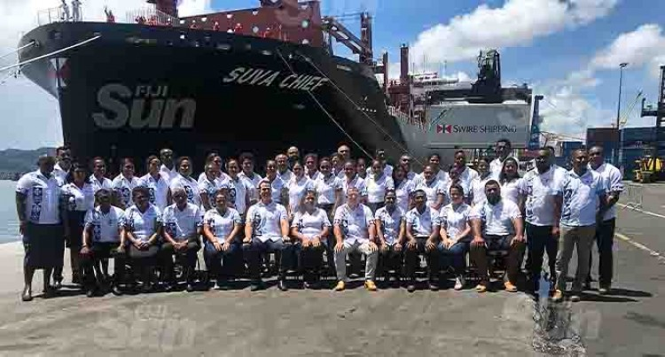 Swire Shipping Boosts Services