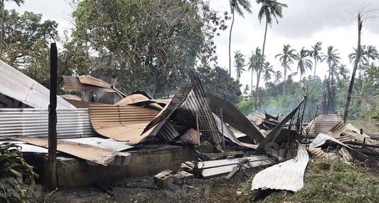 Dikakua Lost Home In Fire, Grateful No One Killed
