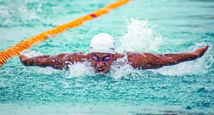 Olympic Hopeful Sets His Goals For The Tokyo Games