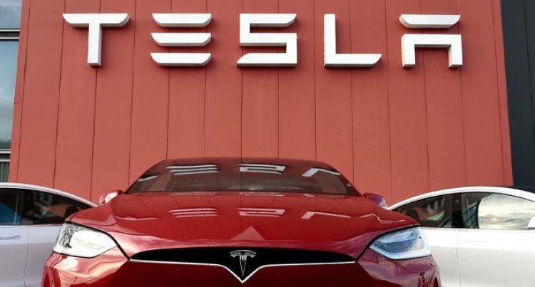Tesla's Domination Of The Auto Industry