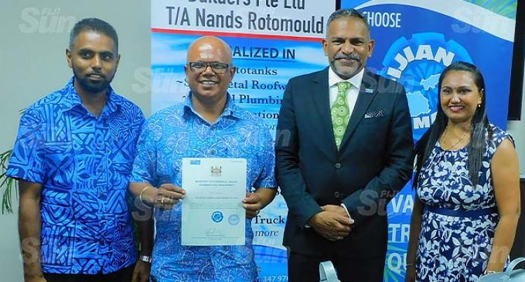 102 Businesses Under Fijian Product Emblem