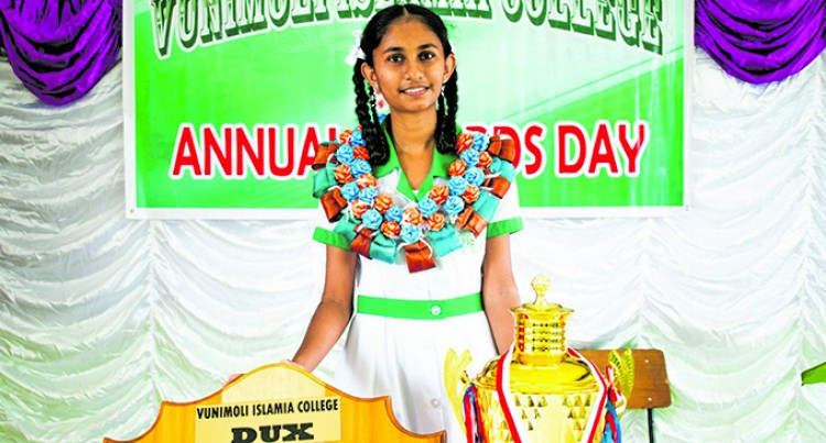 Top Student Gave Up Leading Role To Focus On Her Studies