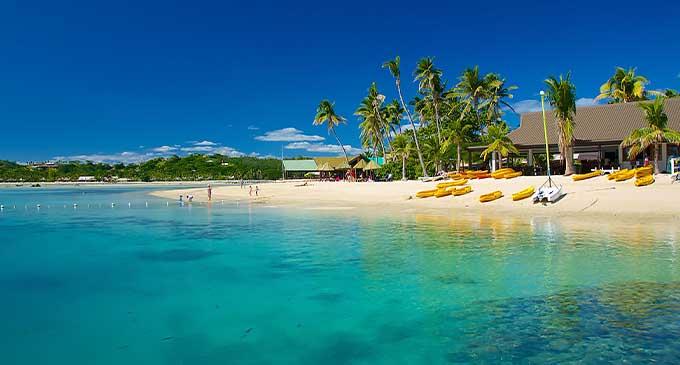 Yanuca Island, Beqa Lagoon.