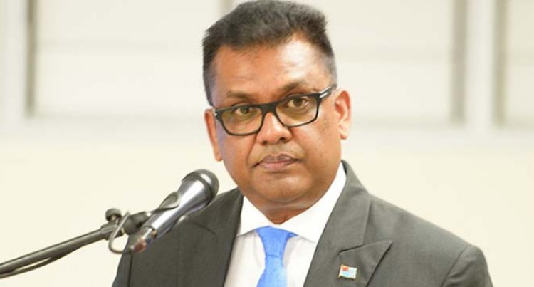 Fiji Will Not Interfere With Palau's Decision, Says PS Yogesh Karan