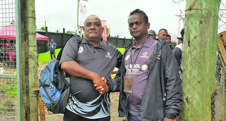 Fitness A Must, Says Suva Coach