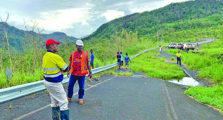 Meeting This Week For Road Slip And Affected Roads Up North: Usamate