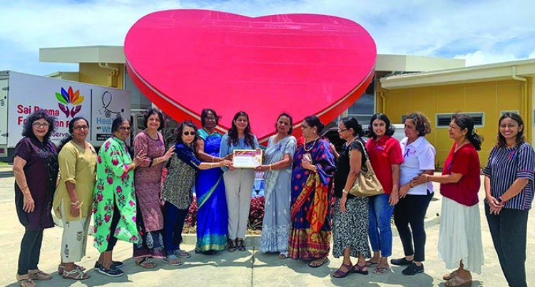 Stri Sewa Sabha Donation Boosts Heart Hospital