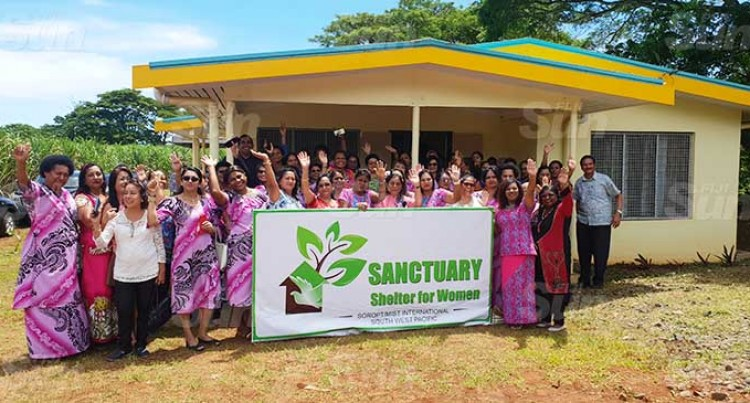 Sanctuary Open For Women Victims Of Violence