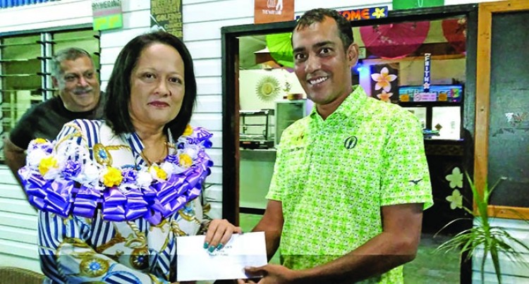 Golfers Raise Money To Support Rebuilding Phase After Cyclone Yasa