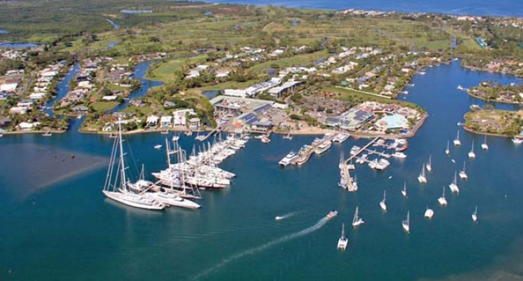Over 100 Yachts Approved Through Fiji's Blue Lanes, 'Hidden Paradise' Opens As Yacht Port